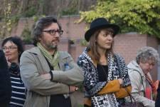 Les artistes québécois au Festival du film francophone de Namur.