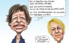 Caricatures du 7 au 13 octobre 2012