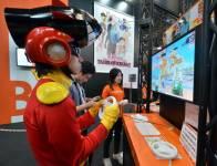 Les jeux vidéo de la fin d'année sont présentés au grand public cette semaine à...