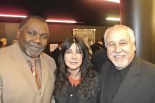 Les célébrités rencontrées cette semaine par Herby Moreau.