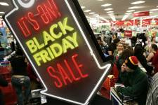Le Black Friday suit la fête de Thanksgiving... (Photo: Reuters)