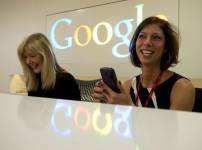 Google s'est retrouvé ciblé lundi par un faux communiqué qui annonçait une...