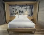 Visite guidée de l'hôtel La Ferme, située à Baie-Saint-Paul, dans Charlevoix.