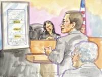 Cette juge doit décider si le sud-coréen doit vraiment payer plus d'un milliard...