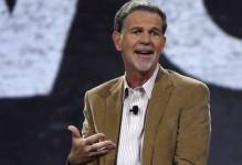 Reed Hastings...