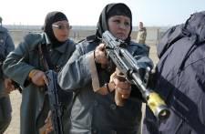 Signe des temps qui changent, les forces de l'ordre de l'Afghanistan compteront bientôt parmi eux des membres de la gent féminine, voici un photoreportage sur ces cadettes à l'entrainement sur la base militaire du camp Marmal à Mazar-e-Sharif dans le nord du pays.