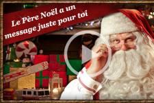 La plateforme web de Père Noël Portable permet... (PHOTO SITE WWW.PERENOELPORTABLE.COM)