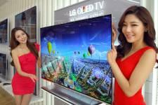 Le groupe sud-coréen LG Electronics, deuxième constructeur mondial d'écrans TV... (Photo: AFP)