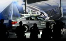 Ce prototype sans conducteur de Toyota est utilisé dans le cadre de recherches...