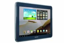Samsung a présenté auCESde Las Vegas la dernière version de sa tablette...