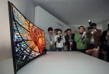 Samsung et LG présentent auCESde Las Vegas leur tout premier téléviseur OLED...