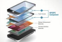 La fonctionnalité de l'appareil repose sur la superposition d'une couche de...