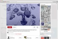 Le réseau social teste actuellement via un petit groupe d'utilisateurs une...