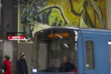 On oublie souvent que le métro de Montréal recèle des dizaines d'oeuvres d'art, réalisées par des artistes de renom.