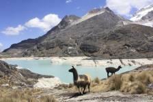 Perchée à 3600 mètres d'altitude, La Paz a de quoi couper le souffle!