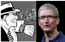 Apple est en train de travailler sur une montre intelligente, intégrant...