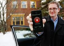 Un sondage mené auprès d'un millier d'utilisateurs de téléphones intelligents...
