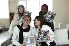 Les personnalités rencontrées cette semaine par Herby Moreau.