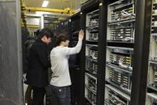 L'attaque informatique en Corée du Sud a touché... (Photo AP)