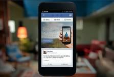 La nouvelle application Facebook Home est offerte ces jours-ci aux usagers du...