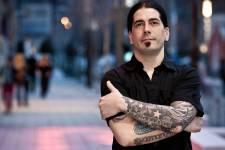L'auteur-compositeur-interprète Dany Bédar faisait sa rentrée montréalaise à l'Astral le mercredi 24 avril 2013.