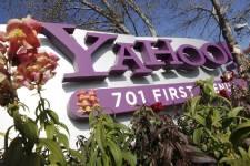 Le géant américain de l'internet Yahoo! a continué sa frénésie d'achats cette... (Photo AP)