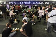 Suivez notre couverture en direct de l'Electronic Entertainment Expo (E3) dès... (Photo Gus Ruelas, REUTERS)
