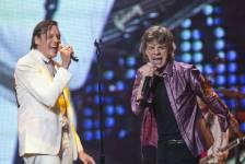 Quelques photos du spectacle des Rolling Stones au Centre Bell le dimanche 9 juin 2013.