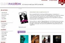 La nouvelle librairie numérique Clearpassion.fr propose plus de...