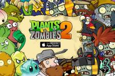 Plants vs. Zombies 2... (PHOTO FOURNIE PAR POPCAP GAMES / EA)