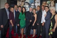 Plusieurs personnalités étaient présentes à la première du film <em>Lac Mystère</em> qui se tenait au Cinéma Impérial le lundi 19 août 2013.