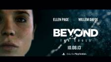 Dans Beyond: Two Souls, un jeu bientôt disponible sur PlayStation 3... (PHOTO FOURNIE PAR QUANTIC DREAM)