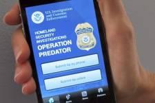 L'application a été baptisée «Opération Prédateur».... (PHOTO Robert MacPherson, AFP)