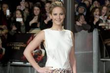 Plusieurs acteurs étaient présents à la première du film <em>Hunger Games: Catching Fire</em> qui se tenait à Londres le 11 novembre 2013.