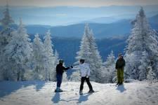 Stowe a vraiment tout pour charmer: deux montagnes pour occuper les débutants et les experts, de la neige en quantité et un village plein de charme. Et par-dessus tout, cette grande station de ski se trouve à seulement deux heures et demie de Montréal!