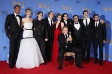 La 71e cérémonie des Golden Globes, un prélude aux Oscars, s'est ouverte dimanche soir à Hollywood.