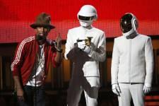 Au cours de la 56e soirée des prix Grammy, l'industrie du disque a distribué ses trophées aux musiciens méritants.