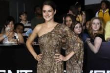 Nos photos de la première du film <em>Divergent</em> de Neil Burger qui se tenait à Los Angeles le 18 mars 2014.