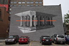 Quelques murales à admirer sur les murs de Montréal.
