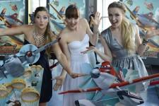 La première du film <em>Les avions: les pompiers du ciel</em> se tenait le mercredi 9 juillet 2014 et réunissait plusieurs personnalités.