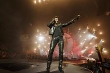 Queen et Adam Lambert étaient de passage au Centre Bell le lundi 14 juillet 2014.
