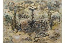 Banque d'oeuvres d'art: quelques exemples des oeuvres qui sont offertes.