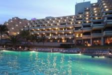 L'année dernière, 4,6 millions de touristes ont visité Cancún. À moins d'un mauvais coup de la météo, le nombre de vacanciers ayant choisi cette station balnéaire mexicaine sera plus important encore cette année.