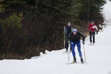 Le sud du Québec n'a pas encore connu sa vraie première neige et pourtant, la saison de ski de fond est déjà commencée.