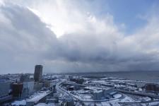 La ville de Buffalo a essuyé une gigantesque tempête de neige le 18 novembre.
