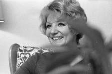 L'animatrice est décédée des suites d'un cancer des ganglions à l'âge de 80 ans. Elle était aussi atteinte de la maladie d'Alzheimer.