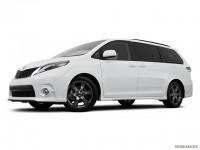 Toyota - Sienna 2015 - Limited 7 places 5 portes TA