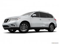 Nissan - Pathfinder 2015 - 2 roues motrices 4 portes S