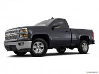 Chevrolet - Silverado 1500 2015 - 2 RM, Cabine ordinaire, 119,0 po, LS