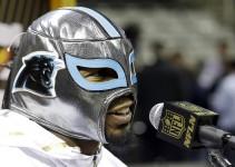 La traditionnelle journée des médias du 50e Super Bowl en images